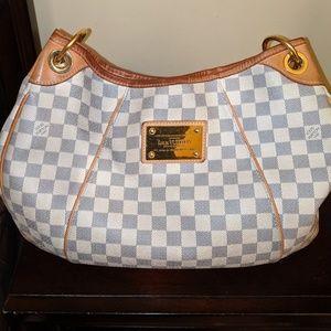 Authentic LV Damier bag.